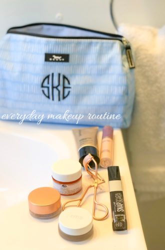 Everyday Makeup Routine for Working Gals